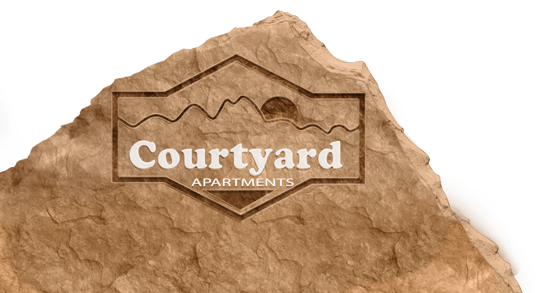 Courtyard Apartments logo